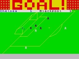 Football Manager Spectrum Goal!