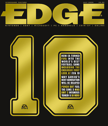Edge magazine contains the Making of Football Manager (Spectrum) article