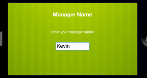EnterManagerName